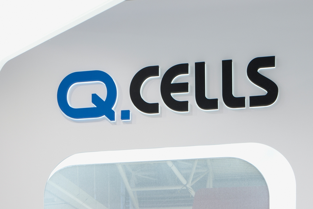 Q.CELLS – Messeauftritt Intersolar